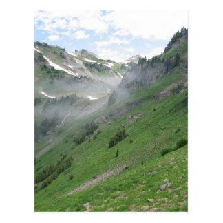 Goat Rocks Wilderness Postcard