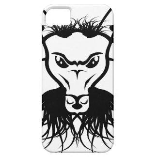 Goat Satan Devil Evil Vector iPhone SE/5/5s Case