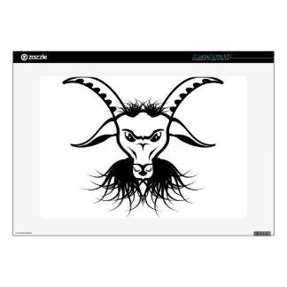 Goat Satan Devil Evil Vector Skin For Laptop