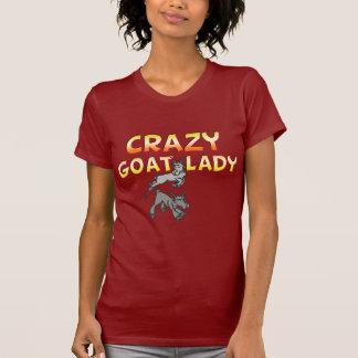 Goat shirt Crazy Goat Lady 6