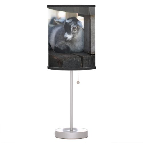 Goat Table Lamp