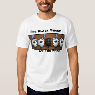 goat, The Black Sheep , Of the Family Shirt