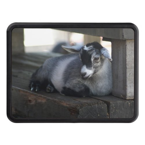 Goat Tow Hitch Cover