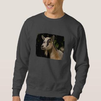 Goat Watching Sweatshirt