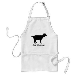 Goat Whisperer Adult Apron