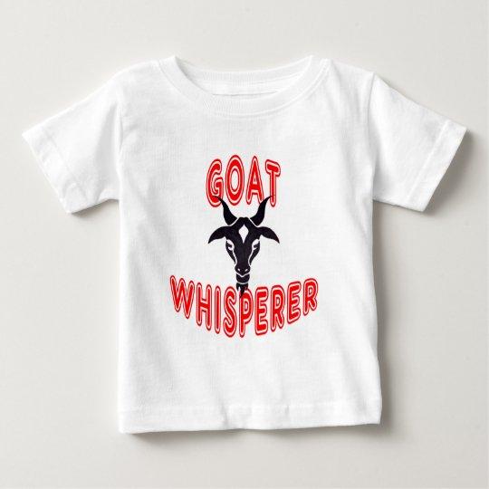 Goat Whisperer Baby T-Shirt