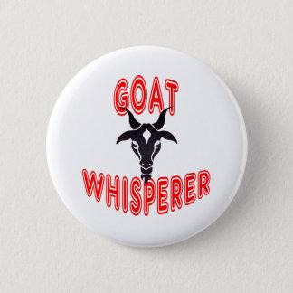 Goat Whisperer Button
