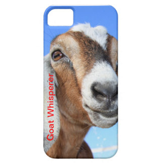 GOAT WHISPERER iPhone SE/5/5s CASE