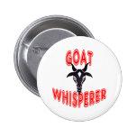 Goat Whisperer Pins