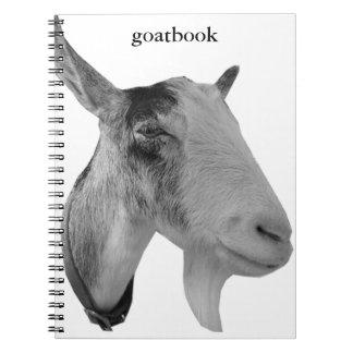 Goatbook Notebook