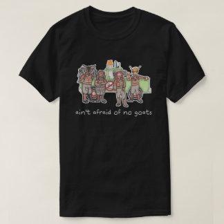 """Goatbusters"" shirt (dark, various styles)"