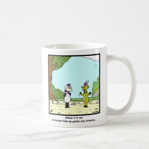 Goatee Coffee Mug