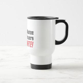 Goatee Powers Coffee Mugs