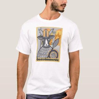 Goaterdammerung:  Twilight of the Goats T-Shirt
