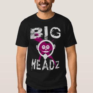 GOATIE HEADZ T-SHIRT