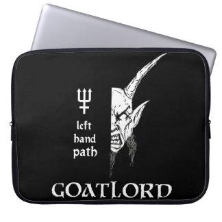 GoatLord Left Hand Path Laptop Case