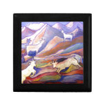 Goats and mountains gift boxes
