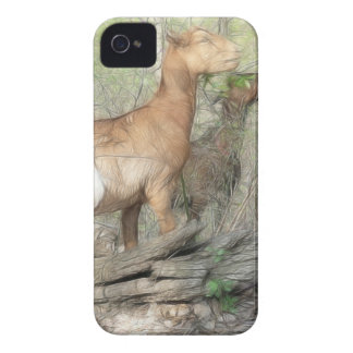 Goats At Work Case-Mate iPhone 4 Case