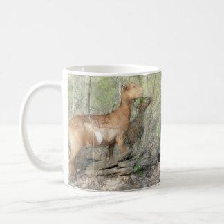 Goats At Work Coffee Mug