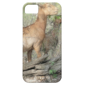 Goats At Work iPhone SE/5/5s Case