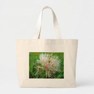 Goat's Beard Jumbo Tote Bag