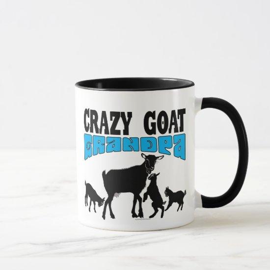 GOATS | Crazy Goat Grandpa GYG Mug