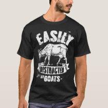 Goats farmer T-Shirt