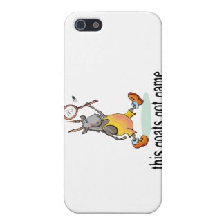 Goats Got Game Case For iPhone SE/5/5s