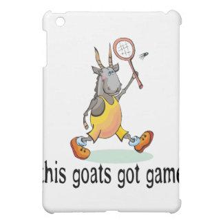 Goats Got Game iPad Mini Case