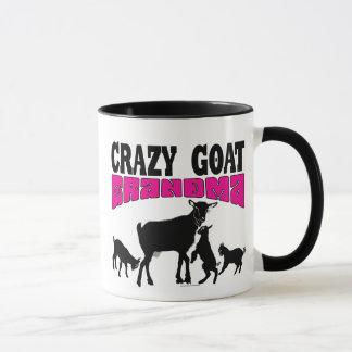GOATS | I'm the Crazy Goat Grandma GYG Mug