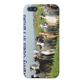 Goats iPhone 4 Case