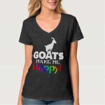 GOATS Make me Happy T-Shirt