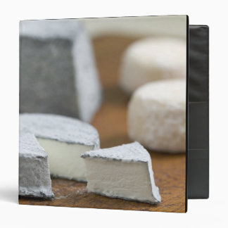 Goat's milk cheeses - Selles-sur-Cher, 3 Ring Binder