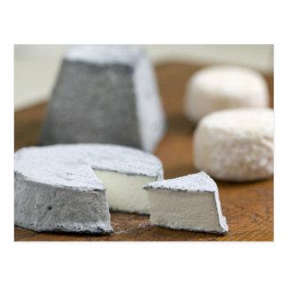 Goat's milk cheeses - Selles-sur-Cher, Postcard