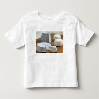 Goat's milk cheeses - Selles-sur-Cher, Tee Shirts