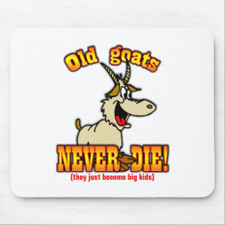 Goats Mouse Pad