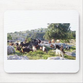 Goats Mouse Pad