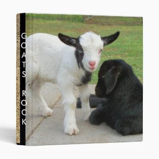 Goats Rock Binder
