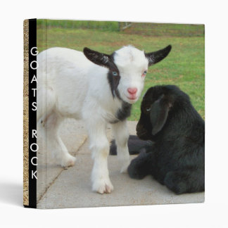 Goats Rock Binders