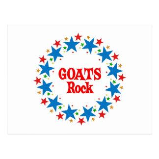 Goats Rock Postcard