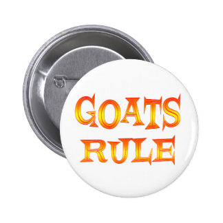 Goats Rule Buttons