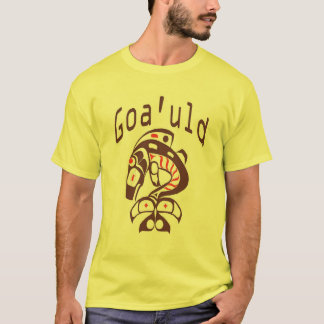 Goa'uld Graphic Image T-Shirt