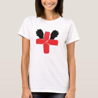 Gob mended Cross T-Shirt