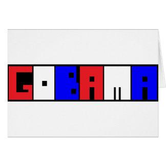 GOBAMA CARD
