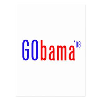 Gobama Postcard