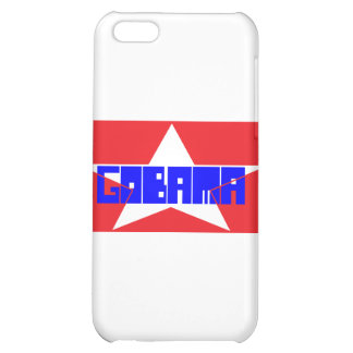 GOBAMA STAR COVER FOR iPhone 5C