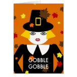 Gobble Gobble © 2011 M. Martz Greeting Cards