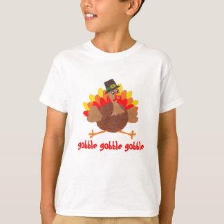 Gobble Gobble - Funny Thanksgiving - T-shirt