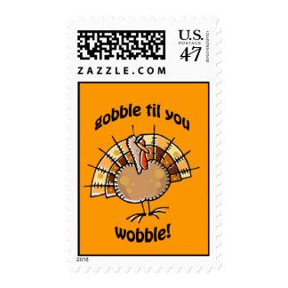 gobble postage