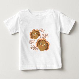 Gobble Turkey Baby T-Shirt
